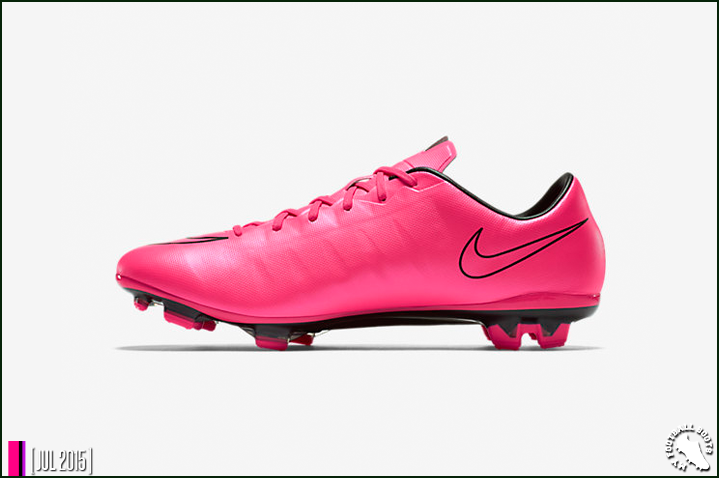 Recension: Nike Mercurial Veloce II My Fooball Boots
